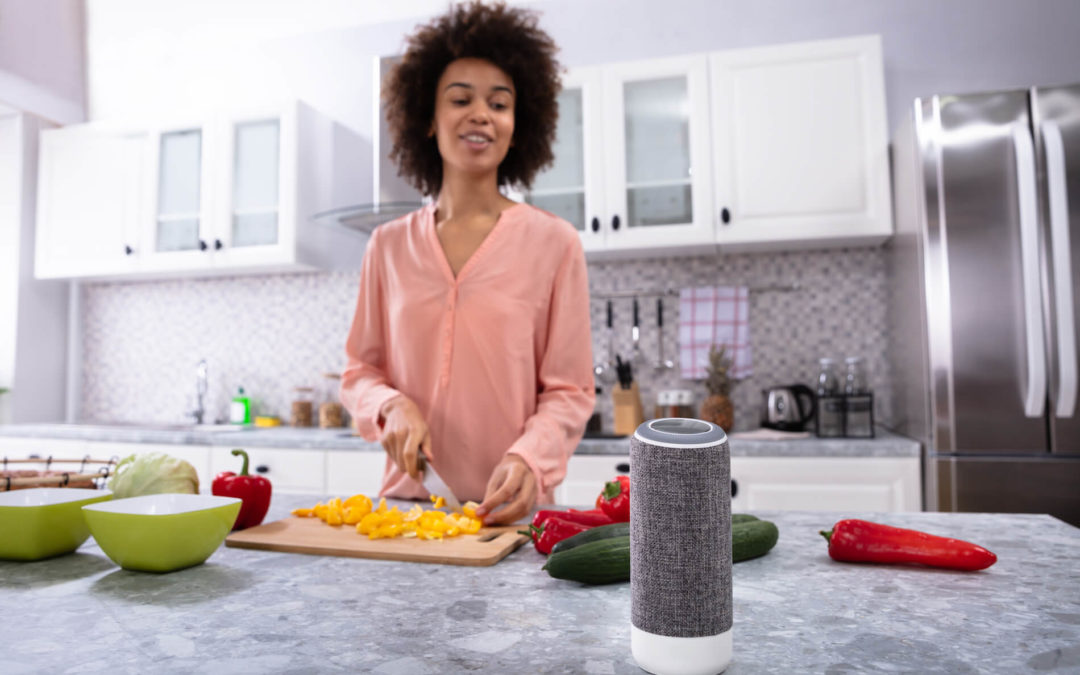 How Voice Technology will Change How We Grocery Shop