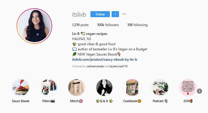 itslivb - Olivia a true social media powerhouse