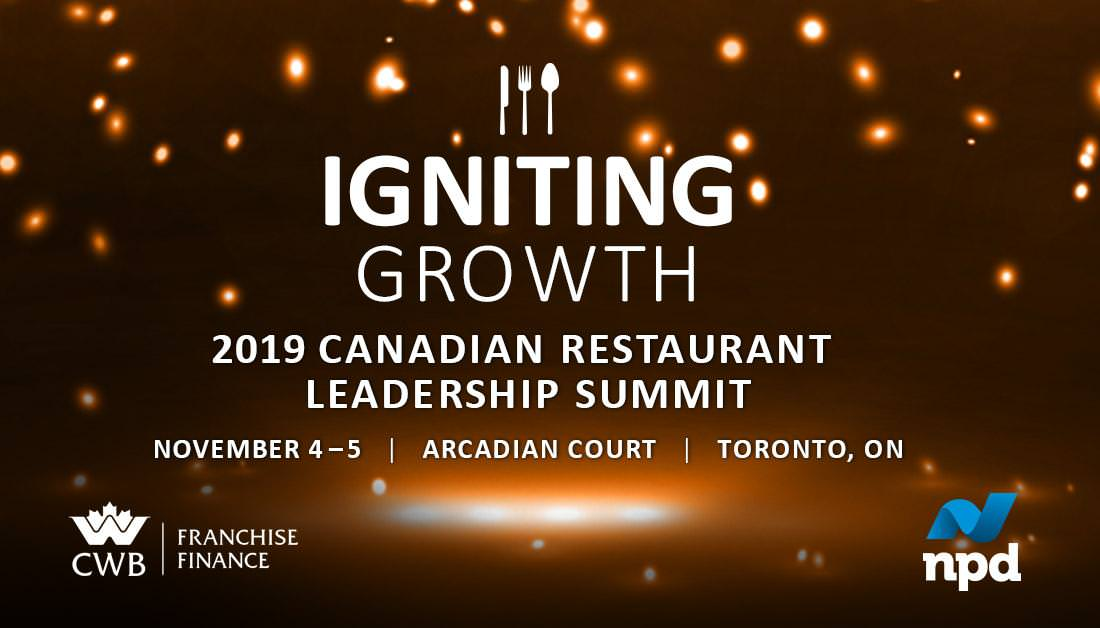 Canadian Restaurant Leadership Summit