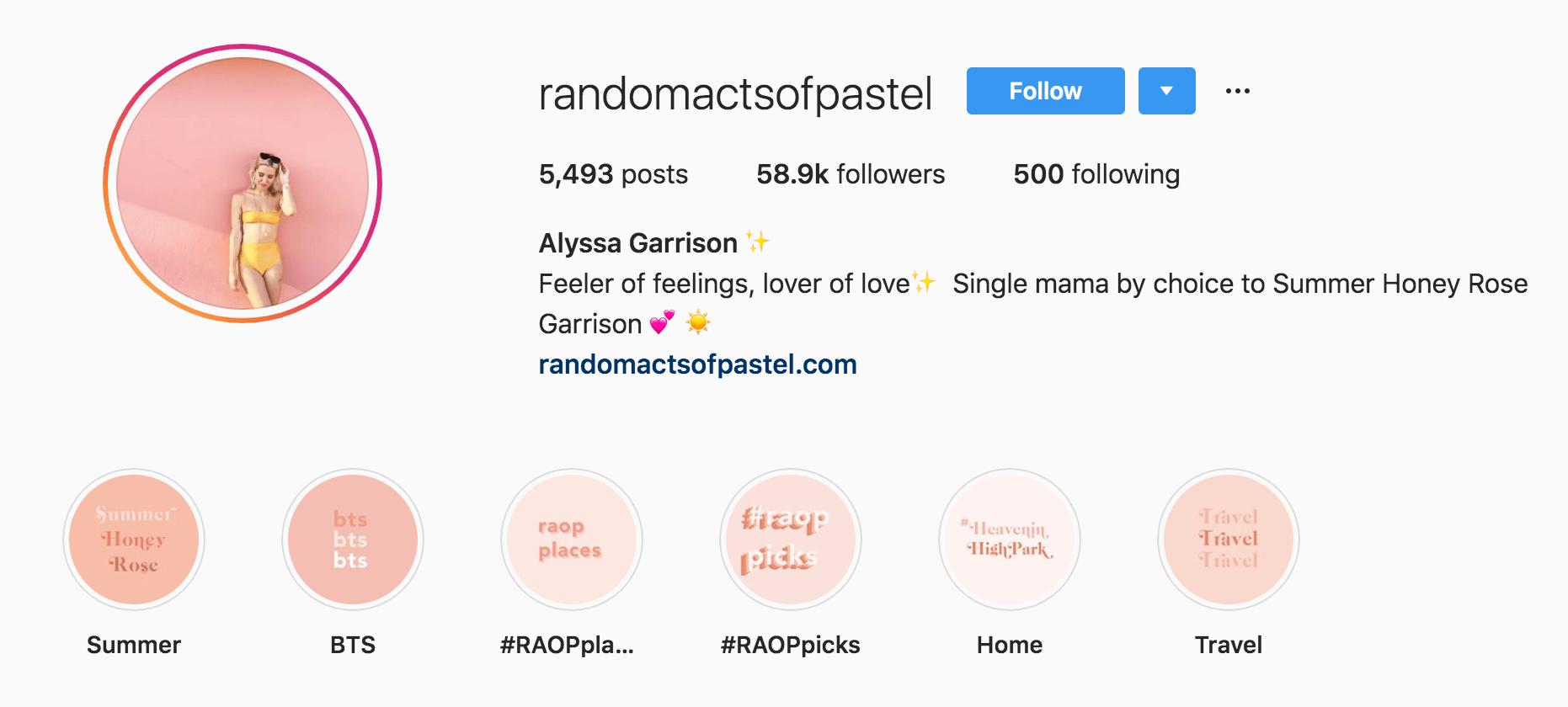 Random Acts of Pastel