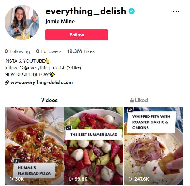 Everything Delish