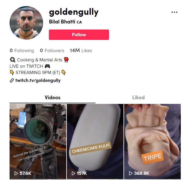 GoldenGully